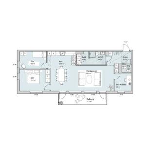 Ferrum lägenhet a1102-1202 planlösning